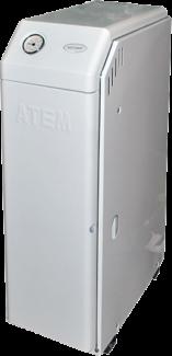 Atem Житомир-3 КС-ГВ-015 СН задний дымоход